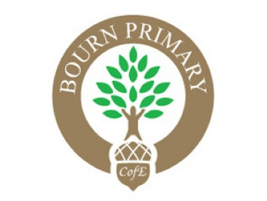 Image result for bourn primary academy logo